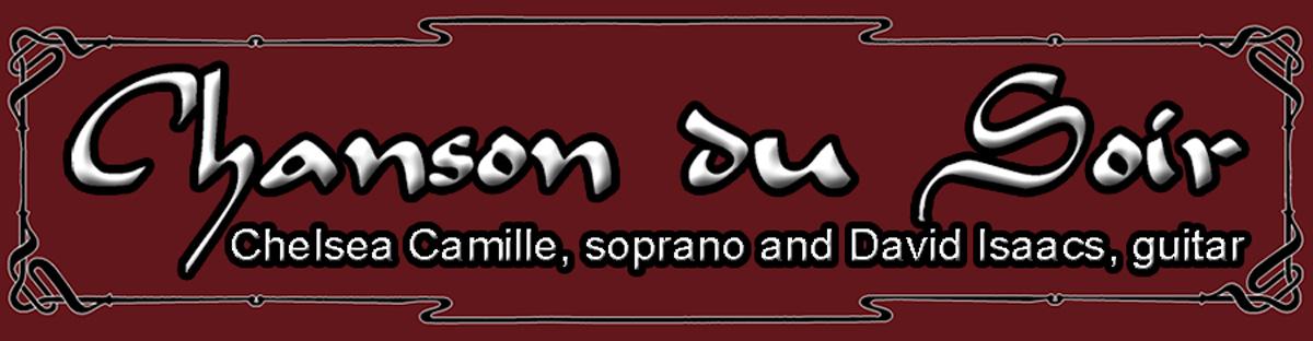 Chanson du Soir logo